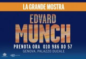 EDVARD MUNCH IN GENOA